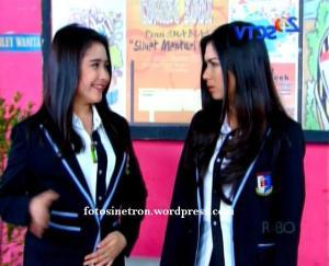 Prilly Latuconsina dan Jessica Mila GGS Episode 101