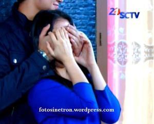 Foto Mesra Aliando dan Prilly GGS Episode 113-1
