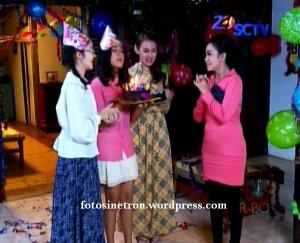 Foto Pemain Diam Diam Suka Episode 254-7