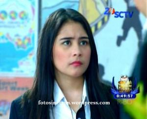 Foto Prilly Latuconsina GGS Episode 118