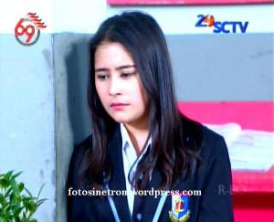 Foto Prilly Latuconsina GGS Episode 119