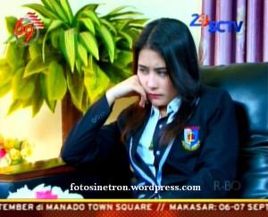 Foto Prilly Latuconsina GGS Episode 120