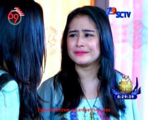 Foto Prilly Latuconsina GGS Episode 121