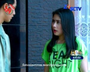Foto Prilly Latuconsina GGS Episode 122