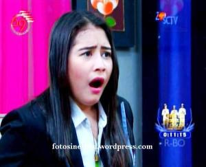 Foto Prilly Latuconsina GGS Episode 123