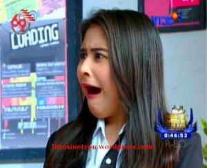 Foto Prilly Latuconsina GGS Episode 124