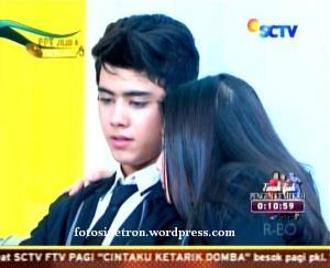 Foto Romantis Aliando dan Prilly Ganteng Ganteng Serigala-3