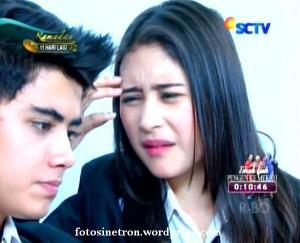 Foto Romantis Aliando dan Prilly Ganteng Ganteng Serigala-5