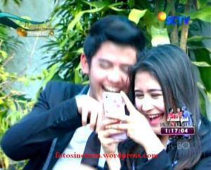 Foto Romantis Aliando dan Prilly GGS-4