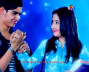 Foto Romantis Aliando dan Prilly GGS Episode 109