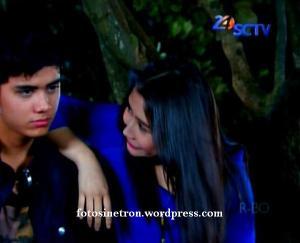 Foto Romantis Aliando dan Prilly GGS Episode 113-5