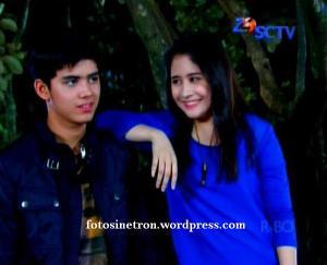 Foto Romantis Aliando dan Prilly GGS Episode 113-6