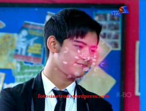 Foto Romantis Aliando dan Prilly GGS Episode 114