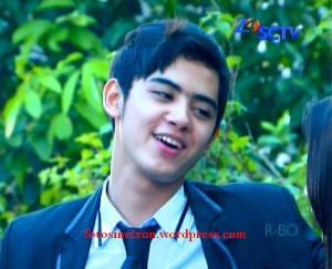 Foto Romantis Aliando dan Prilly GGS Episode 118-1