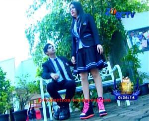 Foto Romantis Aliando dan Prilly GGS Episode 118-4