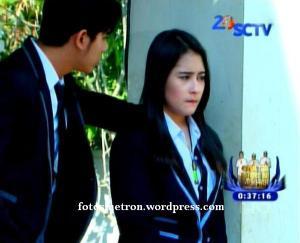 Foto Romantis Aliando dan Prilly GGS Episode 118-5