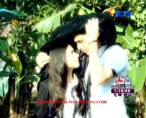 Foto Romantis Kevin Julio dan Jessica Mila Ganteng Ganteng Serigala