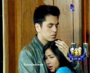 Foto Romantis Kevin Julio dan Jessica Mila GGS Episode 106