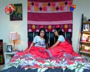 Jessica Mila dan Prilly GGS Episode 121