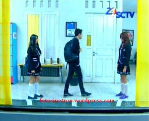 Angel, Jessica Mila dan Kevin Julio GGS Episode 166