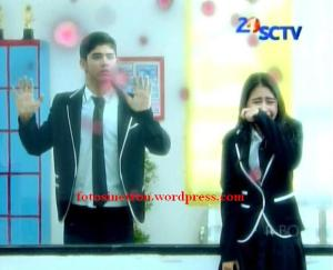 Foto Aliando dan Prilly GGS Episode 164