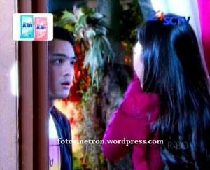Foto Mesra Jessica Mila dan Ricky Harun GGS Episode 160