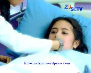 Foto Prilly Katuconsina GGS Episode 160