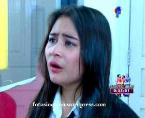 Foto Prilly Latuconsina GGS Episode 164