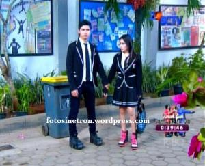 Foto Romantis Aliando dan Prilly GGS Episode 164