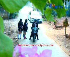 Galang, Sisi dan Nayla GGS Episode 166