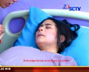 Prilly Latuconsina  Hamil GGS Episode 159