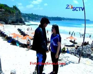 Aliando dan Prilly GGS Episode Bali