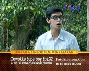 Cowokku Superboy 32