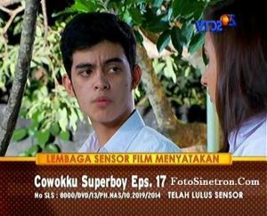 Cowokku Superboy Episode 17