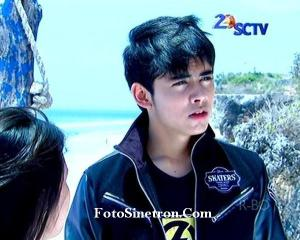 Foto Mesra Aliando dan Prilly GGS Episode Bali-1