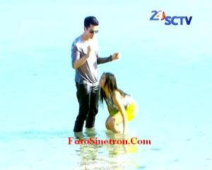 Foto Mesra Jessica Mila dan Kevin Julio GGS Episode Bali