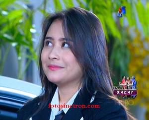 Foto Prilly Latuconsina GGS Episode 171