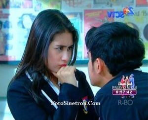 Foto Romantis Aliando dan Prilly GGS Episode 172