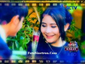 Foto Romantis Aliando dan Prilly GGS Episode 181-1