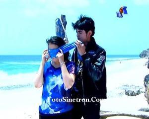 Foto Romantis Aliando dan Prilly GGS Episode Bali-1