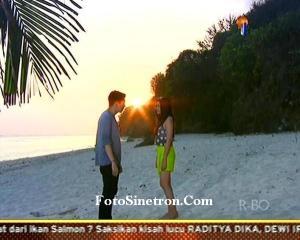 Foto Romantis Jessica Mila dan Kevin Julio di Bali