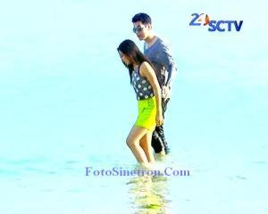 Foto Romantis Jessica Mila dan Kevin Julio GGS Episode Bali