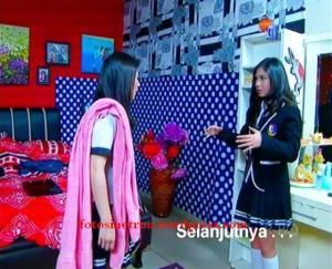Jessica Mila dan Prilly GGS Episode 170