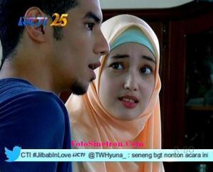 Jilbab In Love-9