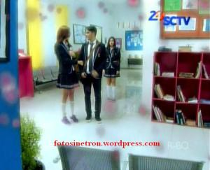 Nayla, Angel dan Galang GGS Episode 168