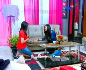 Prilly dan Jessica Mila GGS Episode 195