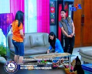 Ricky Harun, Prilly dan Jessica Mila GGS Episode 170