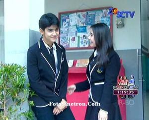 Aliando dan Prilly GGS Episode 197