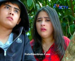 Aliando dan Prilly GGS Episode 202-1
