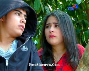 Aliando dan Prilly GGS Episode 202